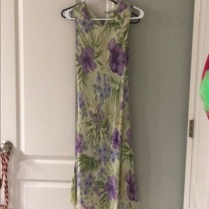 Beaded summer dress
